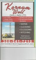 *WATERWELLS* KORNUM WELL DRILLING