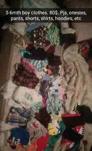 Boys clothes! 3-6 months
