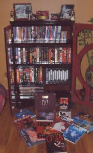 JACKIE CHAN Collection filmographie (films, livres et magazines)