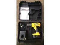 DEWALT 12V CORDLESS DRILL FOR SALE