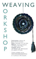 Weaving Workshop with Black Thistle Creative