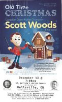 Scott Woods Band - Old Time Christmas Show