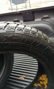 """5 - 15"""" Winter Tires in Very Good Condition Kitchener / Waterloo Kitchener Area image 3"""
