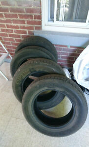 4 Winter Tires Hankook Optimo 185/60-15 H426 COROLLA
