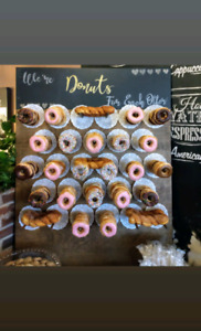Donut Wall Rental/Sale