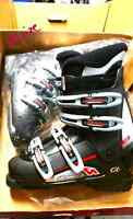 Ski boots femme ou homme junior taille 23 24 25 25.5 26 27