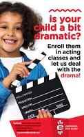 Your Child is Unique - Try Something Unique! Film Acting Classes