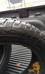 2 Avalanche Extreme Tires In Good Condition Kitchener / Waterloo Kitchener Area image 1
