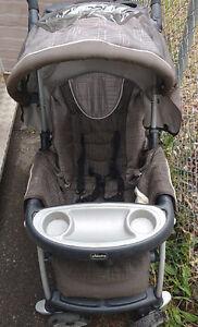 Matching Chicco car seat stroller combo Regina Regina Area image 1