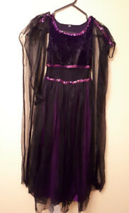 Witch Costume Size 6-8