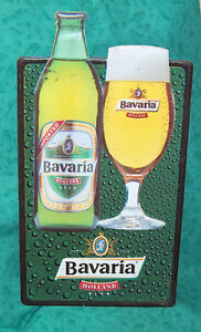Bavaria Holland Beer Tin Sign