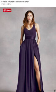 Bridesmaid dress - David's Bridal - size 6