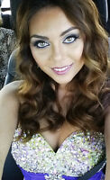 Party Hair & Makeup for $69!!!