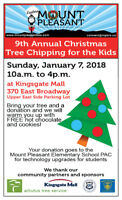 9th Annual Tree Chipping for the Kids
