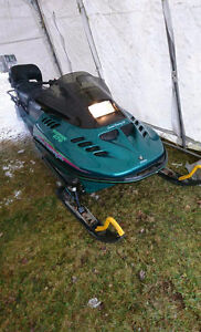 Grand touring se 670 1996 rotax Bombardier