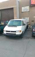 1997 Volkswagen Transporter Van