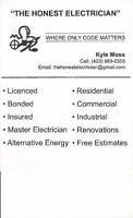 The Honest Electrician Inc.