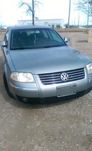 2005 Volkswagen Passat TDI GLS **PRICE DROP**