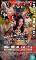 RCW SHOWTIME: Live Professional Wrestling
