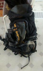 Sac de voyage randonnée Backpack Jack Wolfskin Samagartha 2