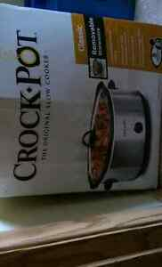 Crockpot, amazing condition!!!