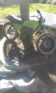 Hi i have a 1977 suzuki ds 80 for sale