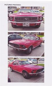 1968 Mustang Coupe (Notchback) with Custom Performance Mods