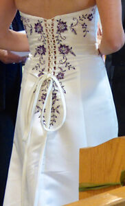 Stunning Wedding Gown Kitchener / Waterloo Kitchener Area image 4