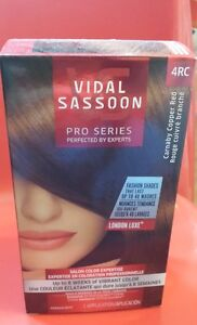 Vidal Sassoon Pro Series Carnaby Copper Red Hair Dye