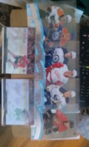 Tim Hortons hockey cards 17/18 trades or sell