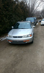 Trade my 2000 Acura el for a dirt bike