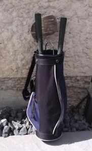 Golf Club Theme BBQ Tool Set in Golf Bag