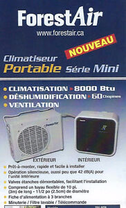 FORESTAIR Climatiseur 514-602-8151