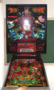 Pinball Big Guns (William 1987)