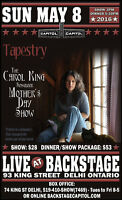 Mothers Day Tribute Show to Carole King