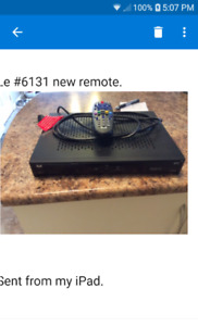 Bell Receiver 6131 HD
