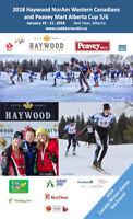 Volunteers needed for nordic ski race in Red Deer