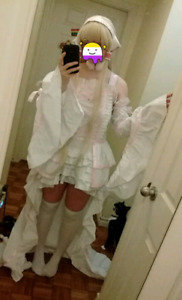Chii (chobits) cosplay -size Med/Large