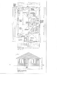 BRAND NEW 950 SQ FT BUNGALOW