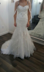 Wedding Dress Stella York US size 12