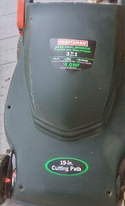 Lawn mower electric for sale $50 each