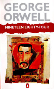 George Orwell Nineteen Eighty-Four Paperback Book