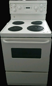 """Apartment size electric stove, Frigidaire , 24""""wide , for sale"""