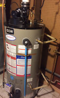 Water Heater/Furnace Replacement and Repair Services