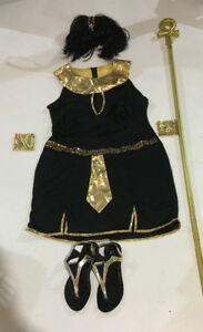 Egyptian Costume, size 18