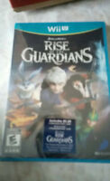 Rise of the guardians wii u brand new sealed!