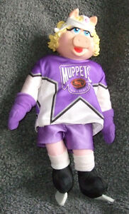 MUPPET HOCKEY - Miss Piggy doll Strathcona County Edmonton Area image 2