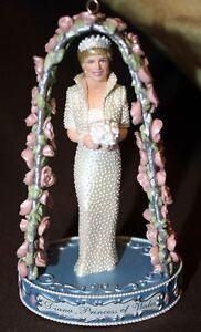 Carlton Princess Diana Ornament