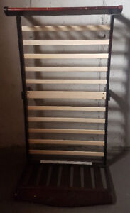 Gently Used Toddler Bed