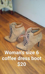 Boots, coats, and shoes